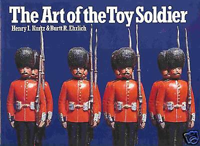 THE ART AUF THE TOY SOLDIERS+++Kurtz/Ehrlich