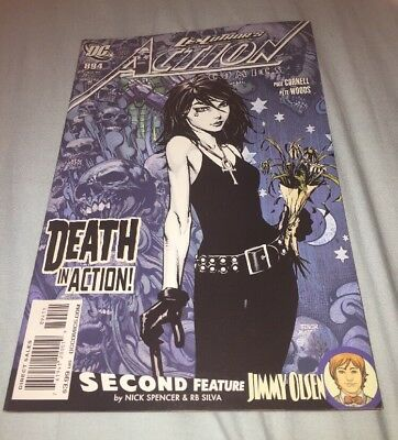 Action Comics #894 -  Must See