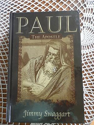 Paul The Apostle Hardback Book By Jimmy Swaggart