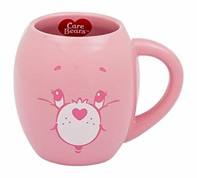 Care Bears Cheer Bear 18 Ounce Oval Ceramic Mug (29061)