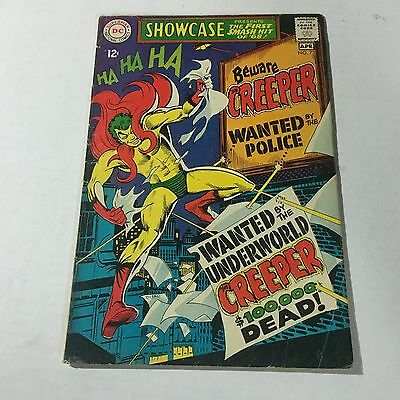 SHOWCASE #73 DC Silver Age Key Issue 1st CREEPER Appearance