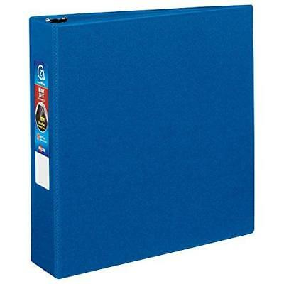 Avery Heavy-Duty Binder with 2-Inch One Touch EZD Ring, Blue (79882) New