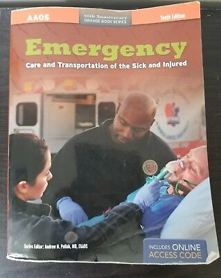 Emergency Care And Transportation Of The Sick And Injured (Orange Book Series)