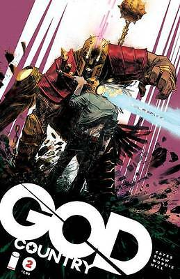 Image Comics - God Country #2 - 1St Print - Variant Cover B 2017 Hot Sold Out Nm