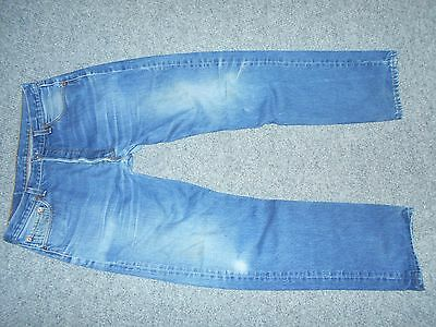 Levis 501Xx Made In Usa Vintage Mens 35/32 Nicely Broken In Jeans