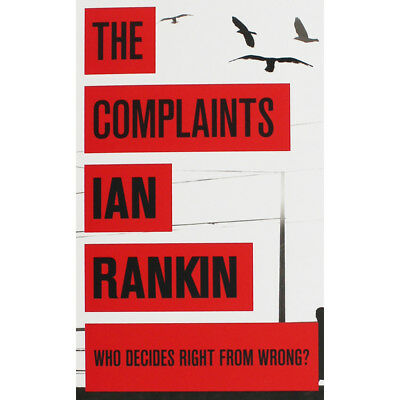 The Complaints by Ian Rankin (Paperback), Fiction Books, Brand New