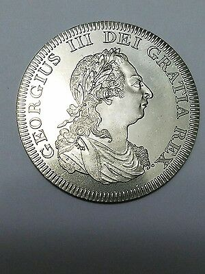 1808 Pattern Crown Ceylon 4 World Coin Limited Mintage BU COA Retro Crowns