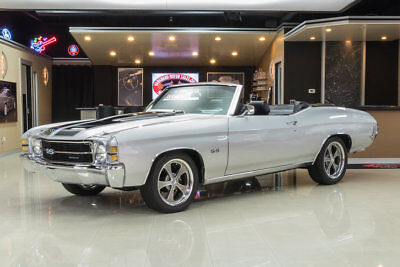 1971 Chevrolet Chevelle  Frame Off Restored! GM 454 V8 Crate Engine (438hp) Automatic, PS, PB, Disc, A/C