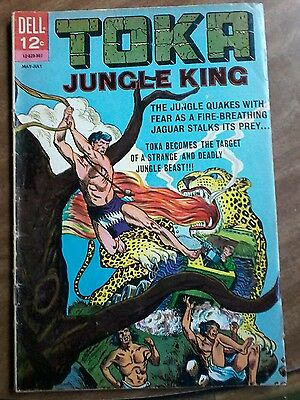 #4 Toka Jungle King  May-July 1965