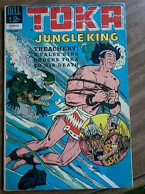 "#9 Toka Jungle King ""treachery!"" October 1966"