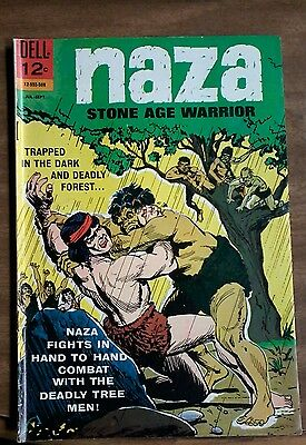 "#7 Naza Stone Age Warrior "" Trapped In The Dark And The Deadly Forest..."" July-S"