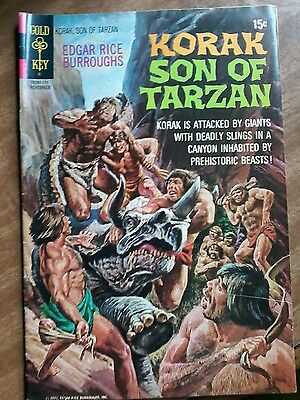 #44 Korak Son Of Tarzan November 1971