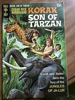 #27 Korak Son Of Yarzan February 1969