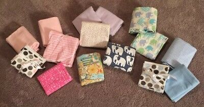 Baby Blanket flannel (Lot)