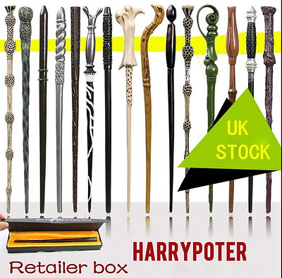 Harry Potter Magical Wand Figure Cosplay Props Hermione Voldemort Replica Toy