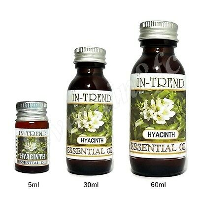 Hyacinth Essential Oil 100% Pure & Natural 5ml 30ml 60ml Free Shipping