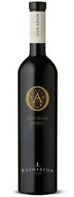 Bremerton `Old Adam` Shiraz 2012 (6 x 750mL), Langhorne Creek, SA.