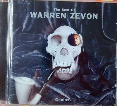 WARREN ZEVON-The Best of