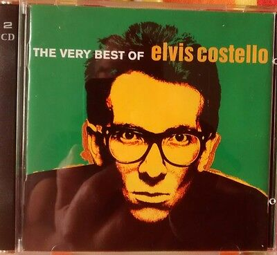 ELVIS COSTELLO-The very Best of-2 Cds
