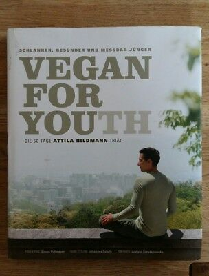 Vegan for youth Buch von Attila Hildmann