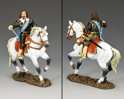 KING AND COUNTRY The Equestrian Charles I PnM068