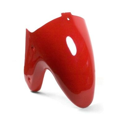Hochglanz Rot Mudguard (Front) Front Part (MGRDF043)