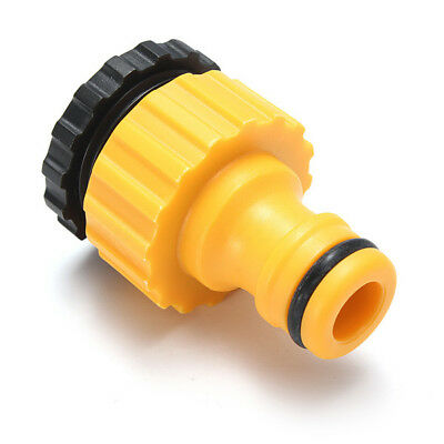 3/4'' Compatible Water Hose Tube Garden Lawn Pipe Tap Adaptor Quick Connector