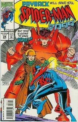 Spiderman 2099 # 24 (USA, 1994)
