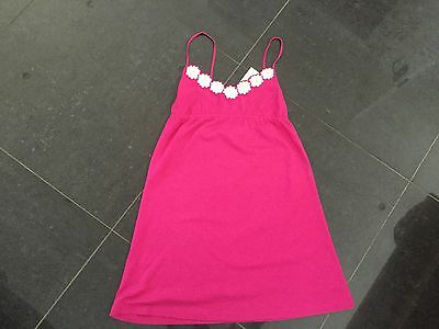 NWT Juicy Couture New & Gen. Pink Cotton Night Dress Size Small With Juicy Logo