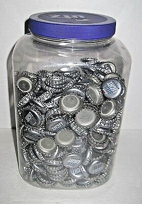 Lot Of 600 Labatt Blue Light Beer Bottle Caps