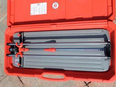 RUBI TS 60 PLUS  Professional Tile Cutter  Cuts Up to 660mm - FREE UK P&P