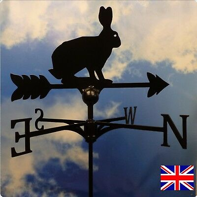 High Quality British Made Sitting Hare Weathervanes.(25)