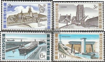 Belgium 1523-1526 (complete.issue.) unmounted mint / never hinged 1968 National
