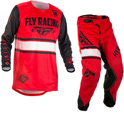 Fly Racing Hose Kinetic Era blau-schwarz
