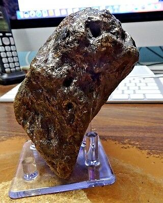 2680 GM. NEW CAMPO DEL CIELO METEORITE ;6 pounds BEAUTIFUL LARGE METEORITE!!