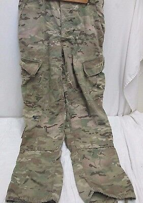 US Army MULTICAM Combat Uniform Pants, OCP, Medium/Regular