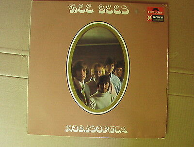 LP - THE BEE GEES - HORIZONTAL - in TOP Zustand