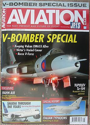 Aviation News and Jets Magazine August 2017 **CURRENT EDITION**