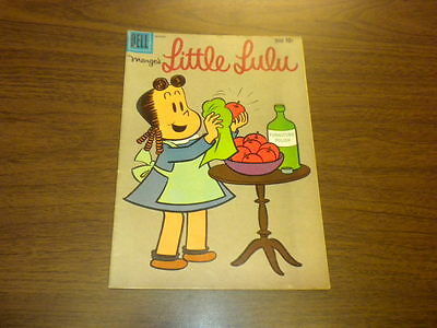 LITTLE LULU - MARGE'S #141 Dell Comics 1960 vintage TUBBY