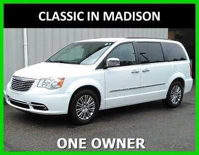 2014 Chrysler Town & Country TOURING-L 2014 TOURING-L Used Certified 3.6L V6 24V Automatic FWD Minivan/Van