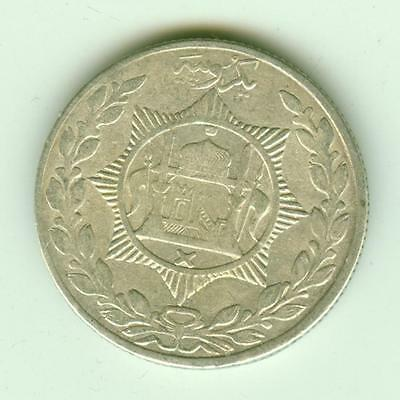 Afghanistan Silver 1914 Rupee-Lot A4