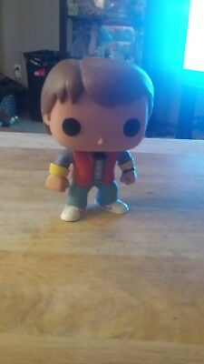 funko pop oob back to future Marty mcfly
