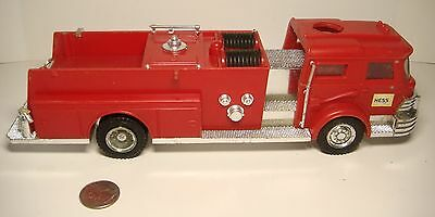 1970 Hess Fire Truck pumper for parts or restore