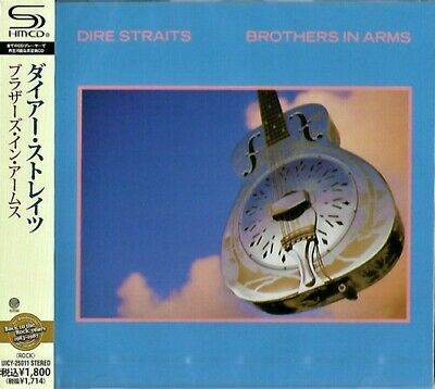 Dire Straits - Brothers in Arms [New CD] Shm CD, Japan - Import