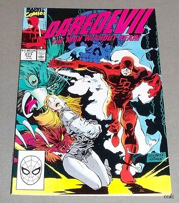 Daredevil #277 (Feb 1990, Marvel) near mint with free shipping