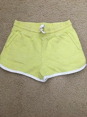 Pre-owned Crewcuts Girls Cotton Shorts Size 6