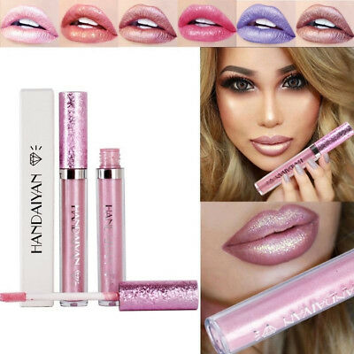 6 Colors Waterproof Liquid Velvet Matte Lipstick Makeup Lip Gloss Long Lasting