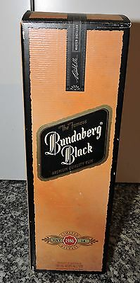 BUNDABERG Black Rum Rare VAT 104 1986 700m Original Box Numbered Limited Release