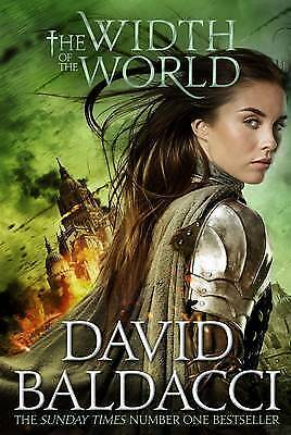 The Width of the World (Vega Jane) by Baldacci, David | Paperback Book | 9781509
