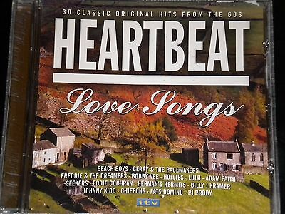 Heartbeat - Love Songs - Various Artists - CD Album - 2006 - 30 Great Tracks